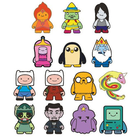 Kidrobot Adventure Time Enamel Pins - Blind Box