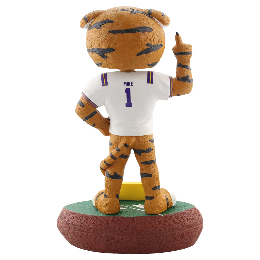 Ncaa Lsu Mascot Mike The Tiger Baller Bobble Nerdy Collectibles