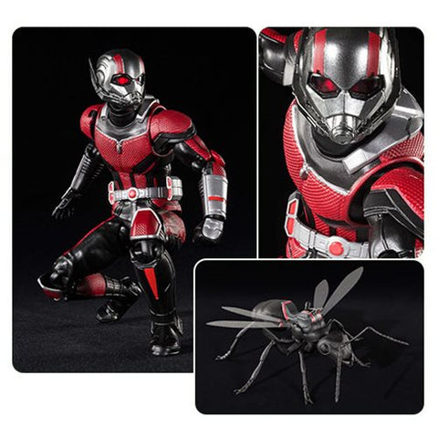 Bandai Tamashii Ant-Man and the Wasp - Ant-Man with Big Ant Action Figure