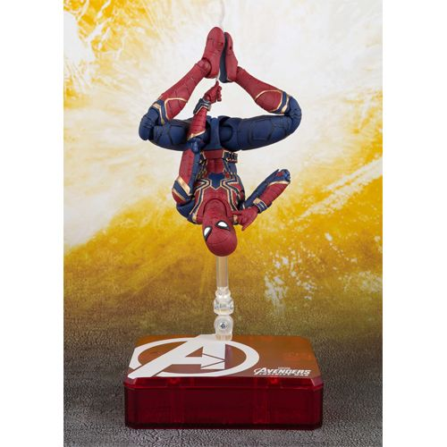 Bandai Tamashii Nations Marvel Avengers: Infinity War Iron Spider S.H. Figuarts Action Figure
