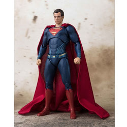 Bandai Tamashii Nations Justice League Superman SH Figuarts Figure