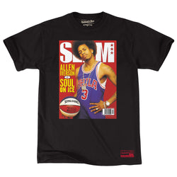 Mitchell & Ness x SLAM - Allen Iverson SLAM Cover Tee