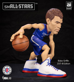 IconAI Small-Stars NBA Los Angeles Clippers Black Griffin 2017-2018 Icon Edition Figure