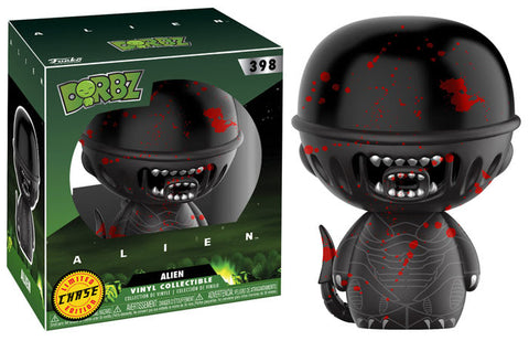 Funko Dorbz Sci-fi Alien Set including Chase