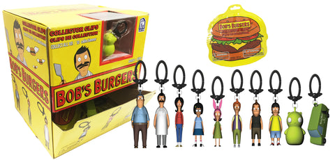 Bob's Burgers Figure Hangers - Blind Bag