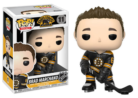 Funko Pop NHL Boston Bruins Brad Marchand (Home Jersey)