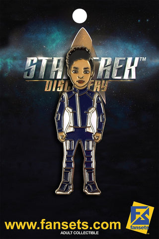 Fansets Star Trek Discovery Unranked Michael Burnham (Silver)