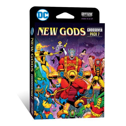 DC Comics Deck Building Game Crossover Pack 7 - New Gods