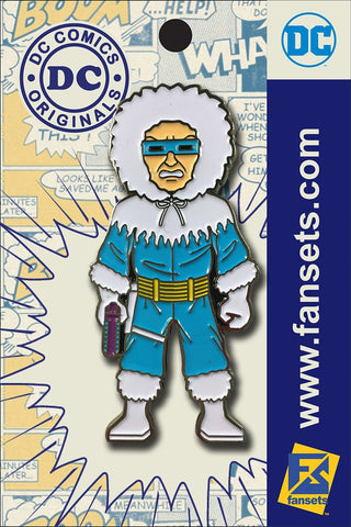 Fansets DC Comics Classic Captain Cold Pin