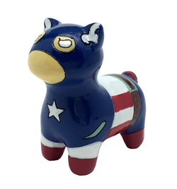 Captain-paca Figure