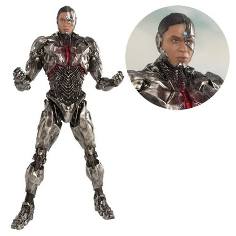 Kotobukiya DC Justice League Movie Cyborg ArtFX+ Statue