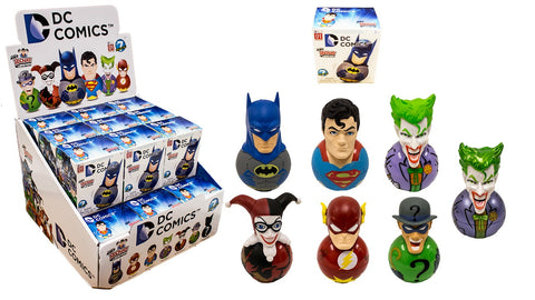 DC Universe Series 1 Original Mini Rockerz - Blind Box