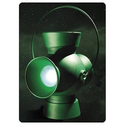 DC Collectibles Green Lantern 1:1 Scale Power Battery and Ring Prop Replica