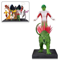 DC Collectibles The New Teen Titans Beast Boy Multi-Part Statue