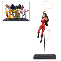 DC Collectibles The New Teen Ttians Wonder Girl Multi-Part Statue