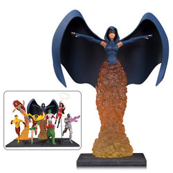 DC Collectibles The New Teen Titans Raven Multi-Part Statue
