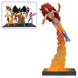 DC Collectibles The New Teen Titans Starfire Multi-Part Statue