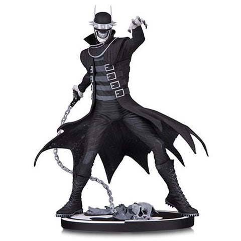 DC Collectibles Batman Black and White The Batman Who Laughs Statue