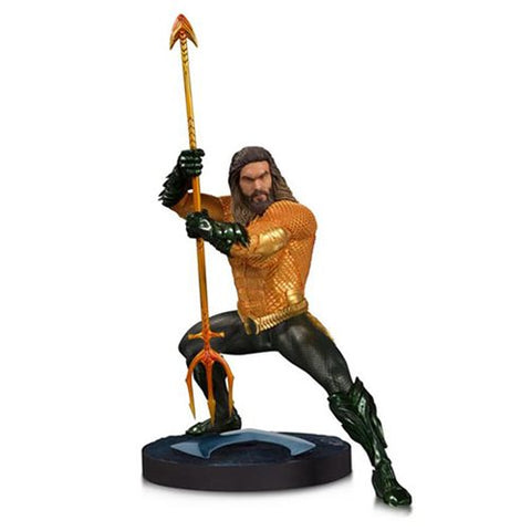 DC Collectibles Aquaman Movie - Aquaman Statue