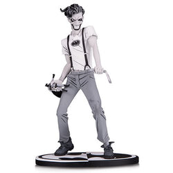 DC Collectibles Batman Black and White The White Knight Joker Statue