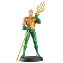 DC Superhero Best of Aquaman Figure with Collector Magazine #38