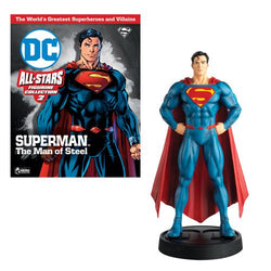 DC All Stars Figure Collection Superman #3 Statue