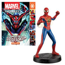 Marvel Fact Files Special #25 Amazing Spider-Man Statue and Magazine