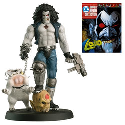 DC Superhero Lobo Best Of Figure Special with Magazine #7