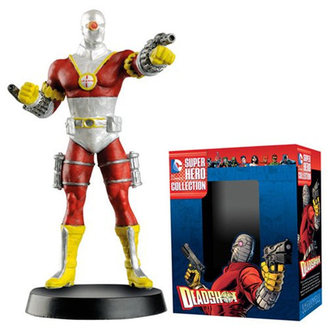 DC Superhero Deadshot Best of Figure with Magazine