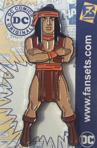 Fansets DC Comics Apache Chief Enamel Pin
