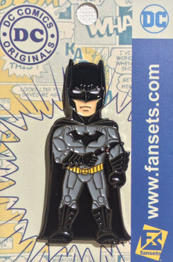 Fansets DC Comics Justice League Batman w/Batarang (New 52) Enamel Pin