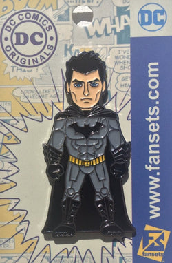 Fansets DC Comics Justice League Batman Unmasked (New 52) Enamel Pin