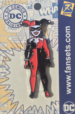 Fansets DC Comics Animated Series Harley Quinn Enamel Pin