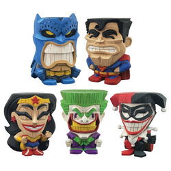 Cryptozoic Entertainment DC Teekeez Wood Figure Series 1