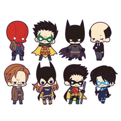 Kotobukiya DC Universe Batman Family Rubber Charm Blindbox