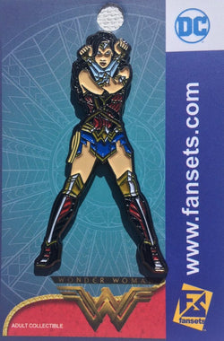 Fansets DC Movie Wonder Woman Bracers Enamel Pin