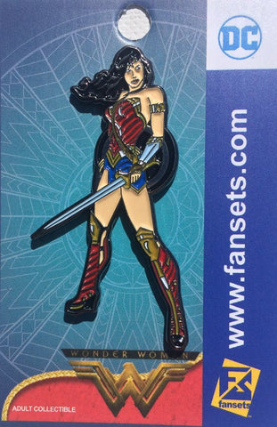 Fansets DC Movies Wonder Woman Action Ready w/Sword