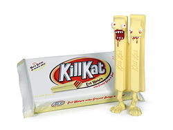 Kill Kat:  With Ground Bones and Blood (White Chocolate Edition)