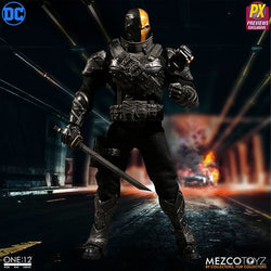 Mezco Toyz One: 12 Collective DC Comics Stealth Deathstroke