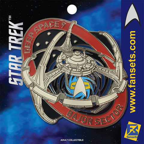 Fansets Star Trek Deep Space 9 Enamel Pin