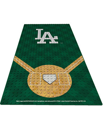 MLB Los Angeles Dodgers Display Plate