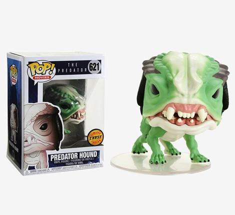 Funko Pop Movies Predator - Predator Hound Chase Set of 2
