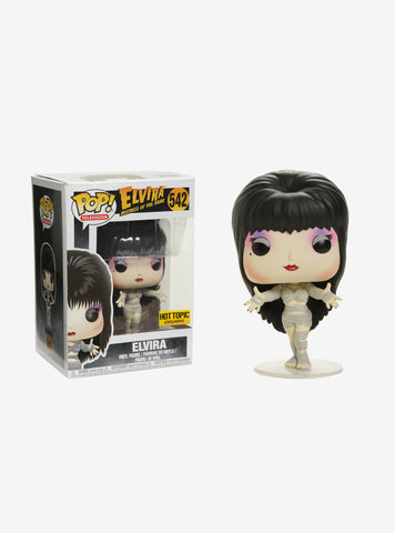 Funko Pop Television Elvira Mistress of the Dark - Elvira