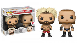Funko Pop WWE Enzo Amore & Big Cass 2-Pack