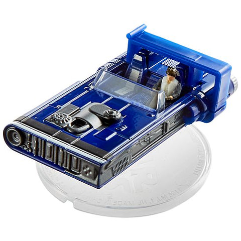 Hot Wheels Starships Star Wars Han's Speeder