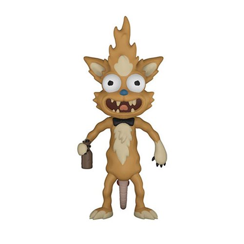 Funko Rick and Morty Squanchy Action Figure