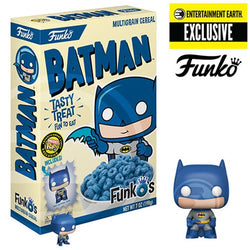 FunkO's DC Batman Pop! Cereal