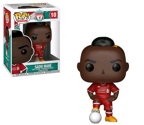 Funko Pop Soccer English Premier League - Liverpool Sadio Mané