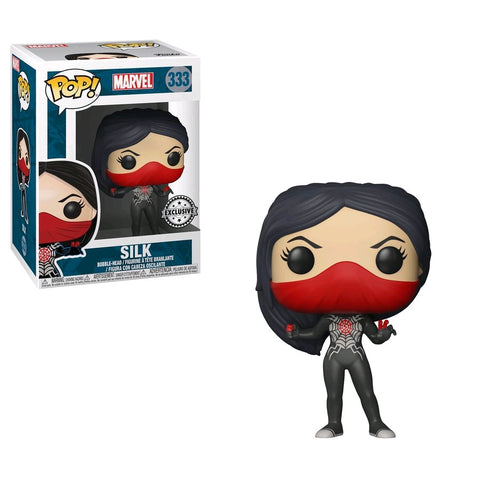 Funko Pop Marvel Spider-Man - Silk (Cindy Moon)