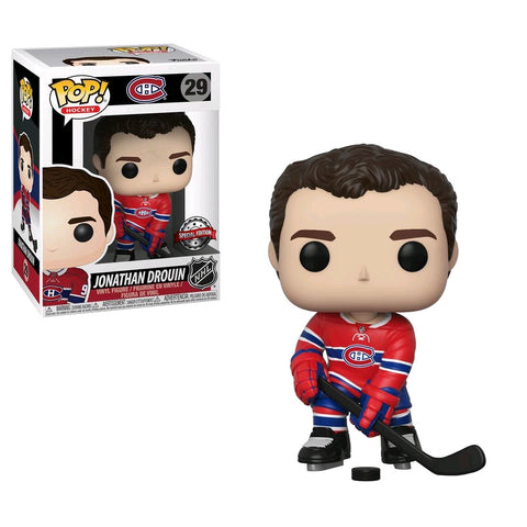 Funko Pop NHL Montreal Canadiens - Jonathan Drouin